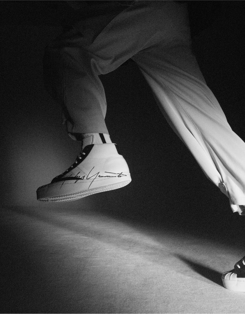 Y-3 全新 YOHJI STAR 及 YOHJI PRO 鞋款正式發佈