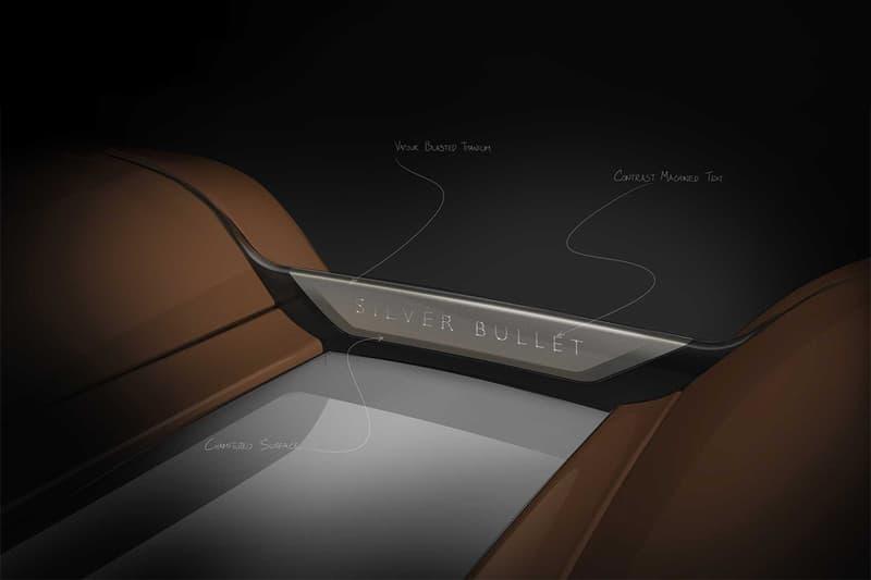 Rolls-Royce 預告全球限量 50 台的 Dawn Silver Bullet 兩座跑車