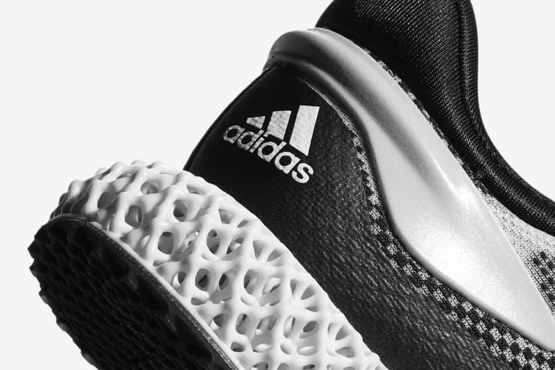 率先預覽 adidas 4D Run 1.0 最新配色「Triple Black」