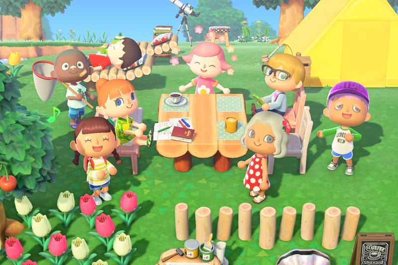 Nintendo Switch《集合啦!動物森友會》打破多國遊戲首週銷售紀錄
