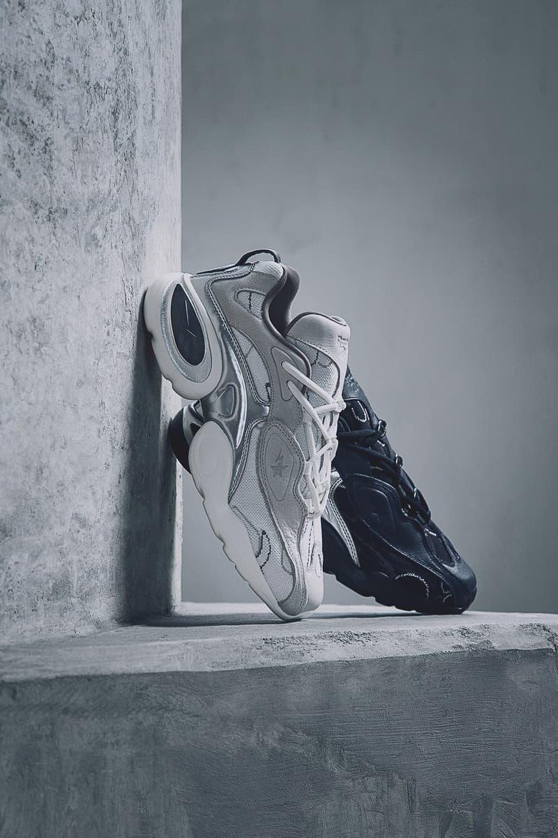 BAPE BLACK x Reebok 联名球鞋系列正式登场