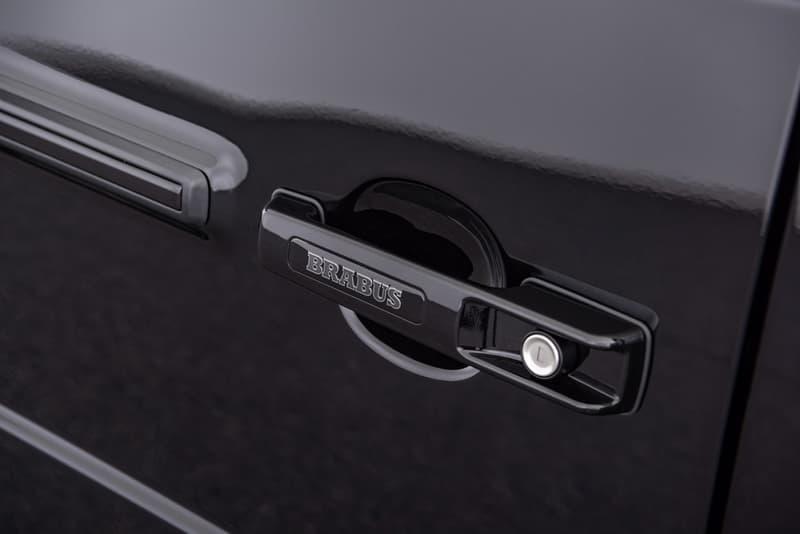Brabus 打造 Mercedes-AMG G63 全新「Black & Gold Edition」改裝車型
