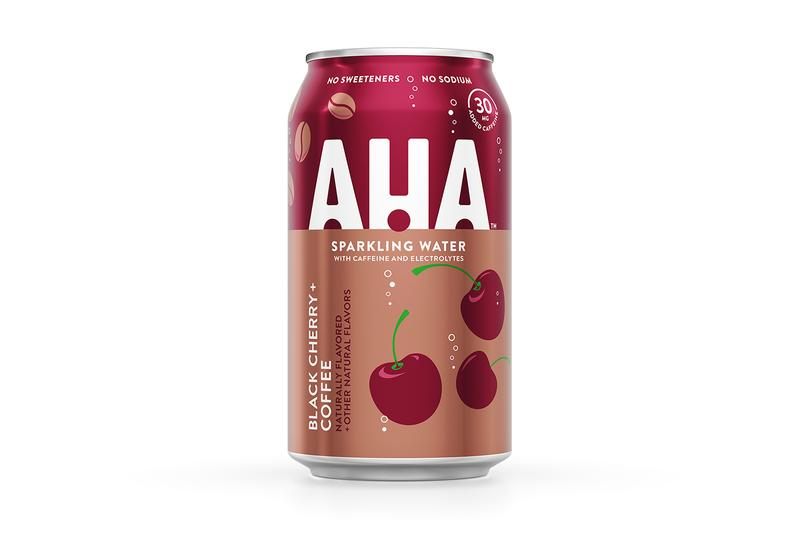 Coca-Cola 正式推出全新「低熱量氣泡水」飲品支線 AHA