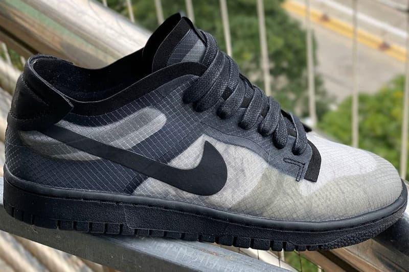 預覽 COMME des GARÇONS x Nike Dunk Low 全新聯乘系列鞋款