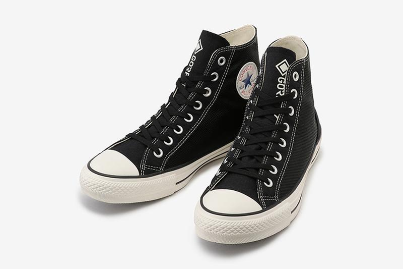 GORE-TEX 機能搭載!Converse 推出 ALL STAR 100「ACTIVE HERITAGE」系列