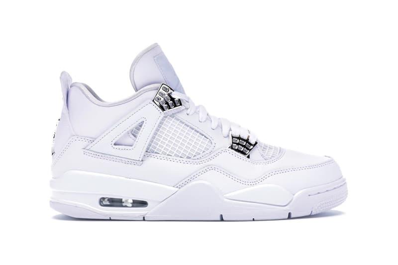 DJ Khaled 曝光 Air Jordan 4 Retro 最新配色「Metallic」系列