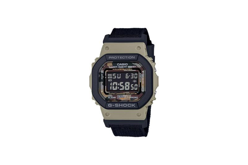 G-SHOCK 最新「Utility」系列腕錶上架