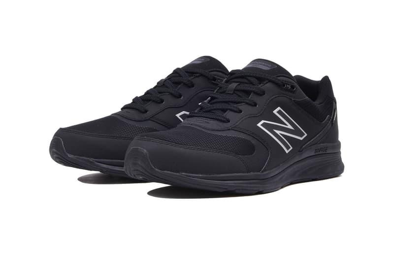 GORE-TEX 注入!New Balance 全新「MW880」全黑配色鞋款正式發佈