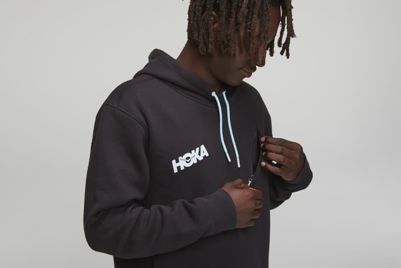 機能變奏-Hoka One One 發佈首個自家服飾系列