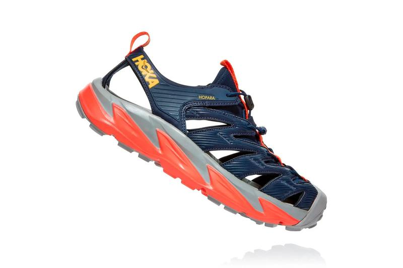 輕巧舒適 − HOKA ONE ONE 正式推出全新 Hopara 涼鞋鞋型