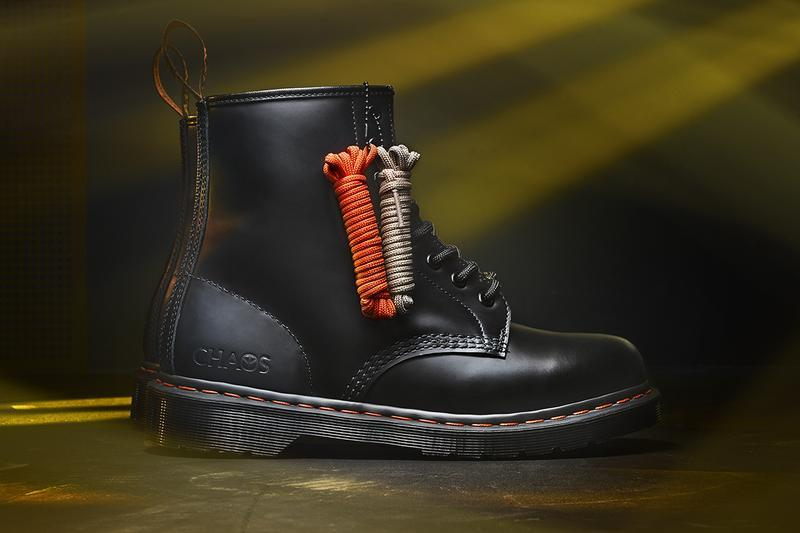 Dr. Martens x BEAMS x Babylon 三方聯手打造別注 1460 Remastered 靴款