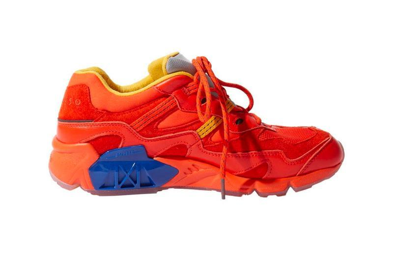 N. HOOLYWOOD x New Balance 聯手打造「Rescue Orange」別注 850 鞋款