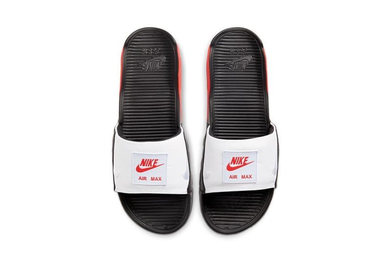 Nike Air Max 90 變種拖鞋推出全新配色