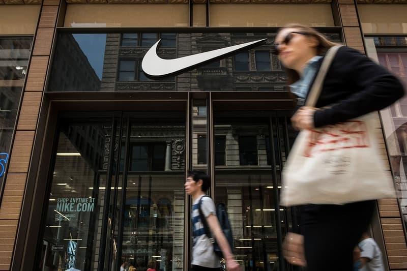全面抗疫-Nike 美國門店全線停開