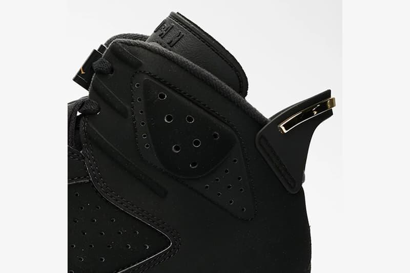 Air Jordan 6 經典配色「DMP」即將於四月份正式回歸