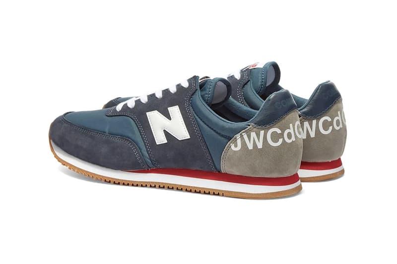 Junya Watanabe MAN x New Balance 最新聯乘系列鞋款發佈