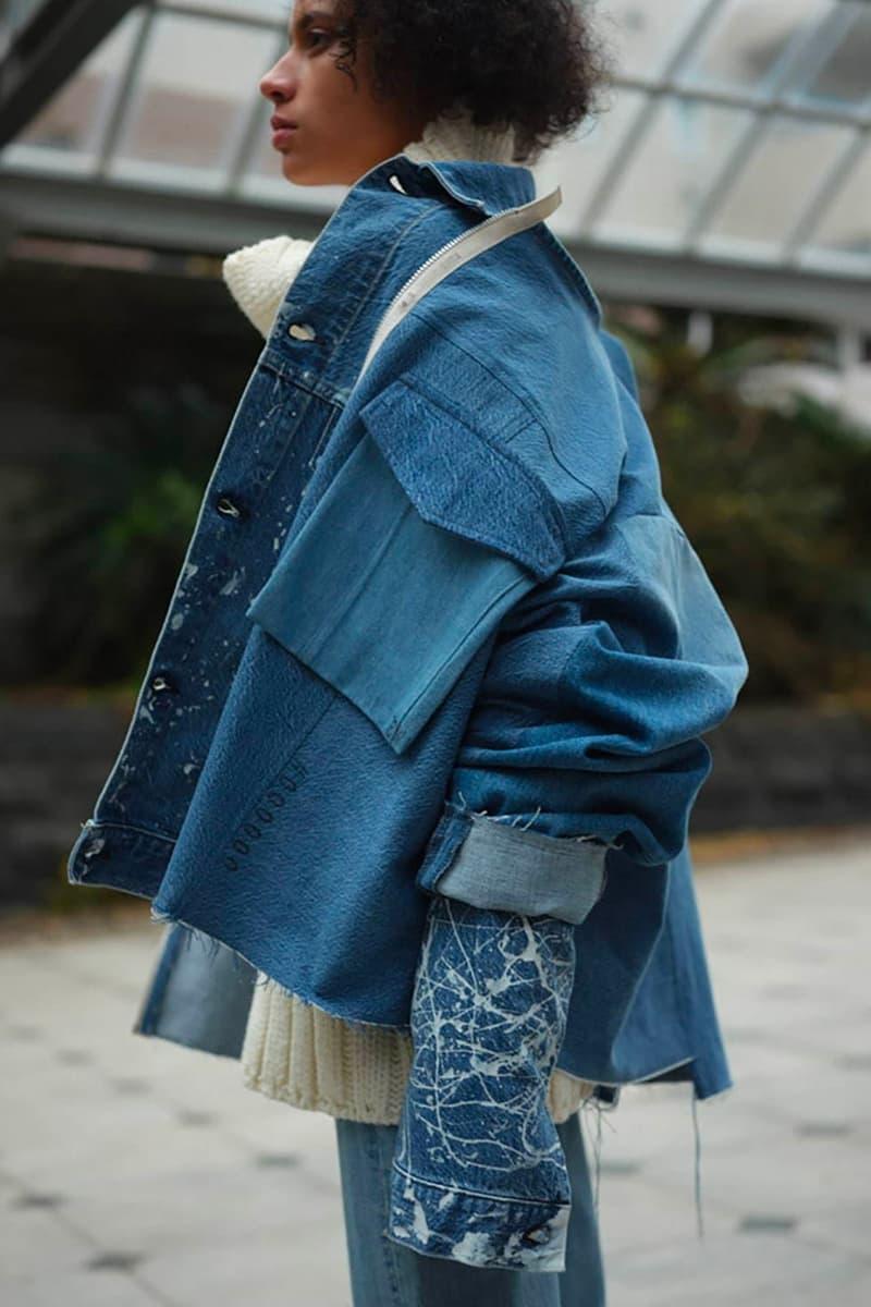 KURO 2020 秋冬系列 Lookbook 正式發佈