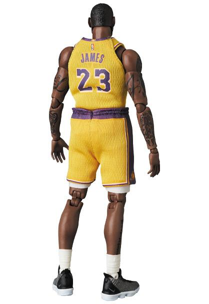 Medicom Toy 將推出「MAFEX」LeBron James 可動收藏人偶