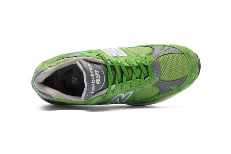 New Balance 991 Made in UK 三款全新配色鞋款正式發佈
