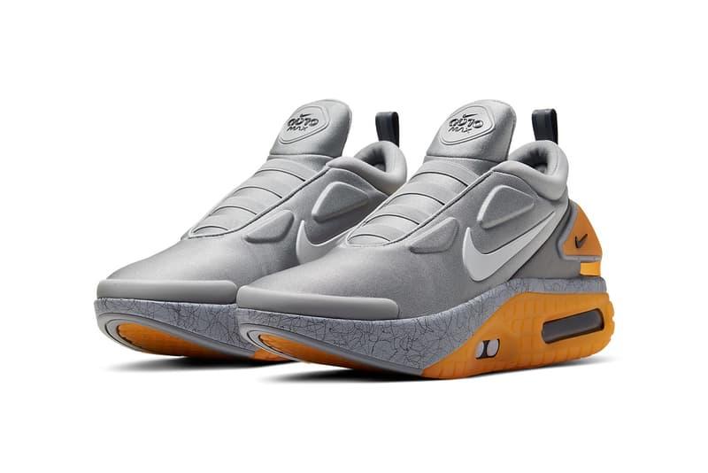 Nike 全新混合鞋款 Adapt Auto Max「Motherboard」配色正式發佈