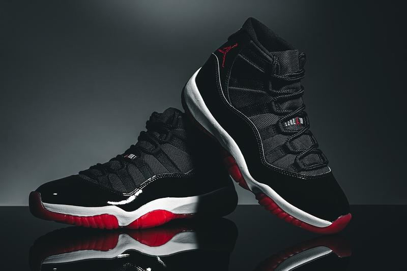 Nike 公佈經典鞋履 Air Jordan 11「Bred」為品牌史上最暢銷球鞋