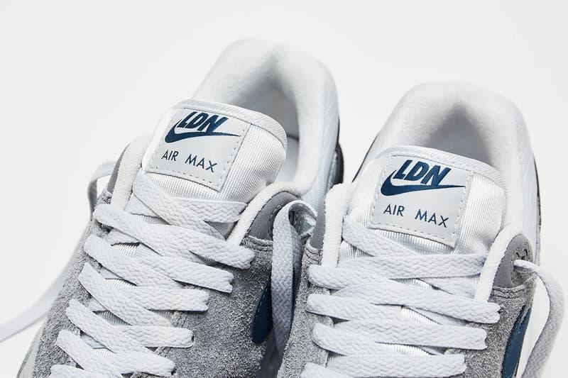Nike Air Max 1「City Series」兩款全新配色即將正式發售