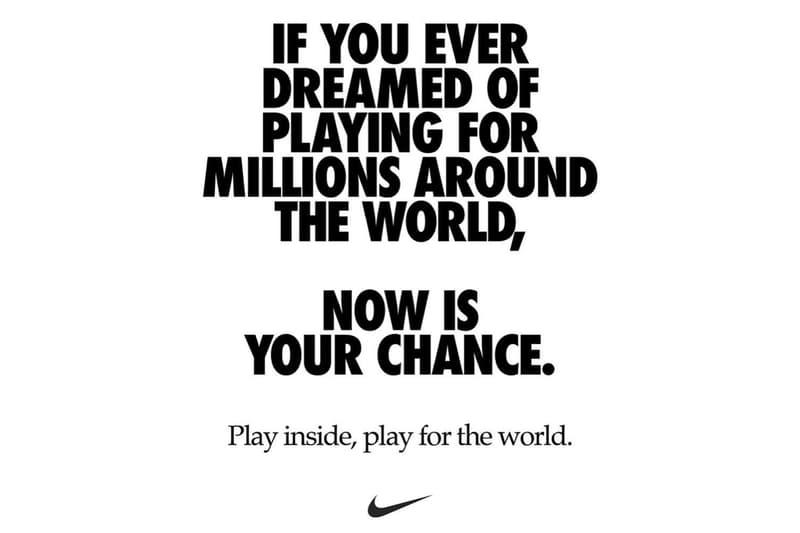 Nike 发布 #playfortheworld 广告,浅谈运动品牌于世界事件中的作用