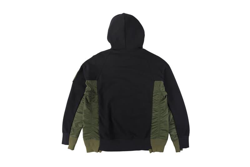 sacai x Nike 最新聯名服飾系列正式發佈