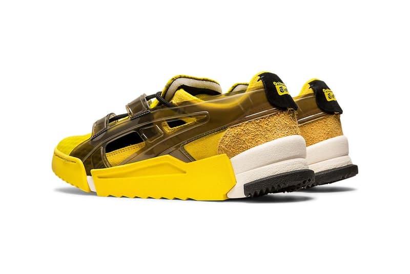 Onitsuka Tiger 推出全新「Big Logo Runner」涼鞋鞋型
