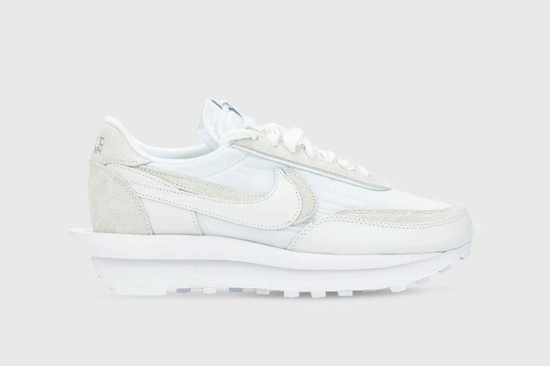 sacai x Nike LDWaffle 全新黑白雙配色鞋款發售日確認