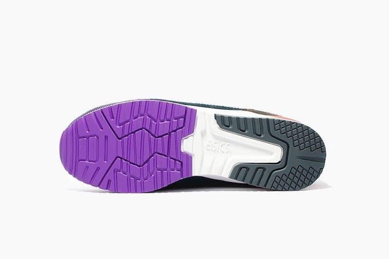 率先近賞 Sean Wotherspoon x ASICS x atmos 三方聯乘全新 GEL-Lyte III 鞋款
