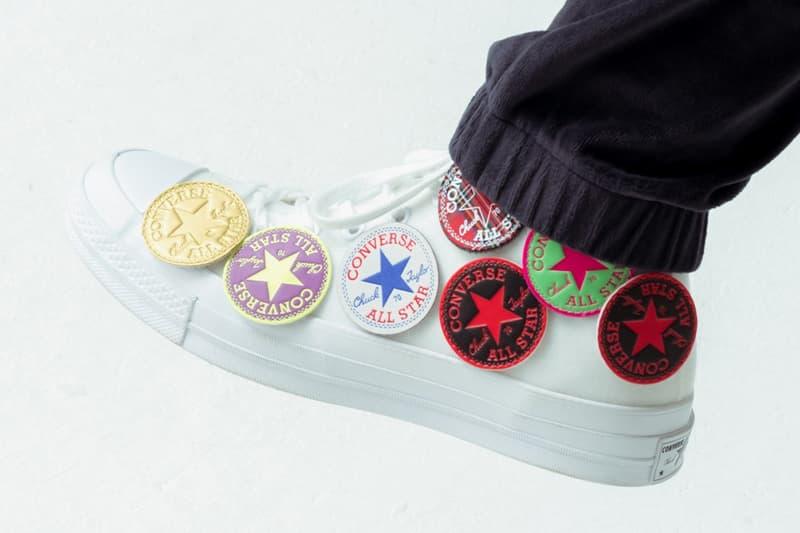 size? x Converse Chuck Taylor 全新聯乘鞋款即將正式發佈