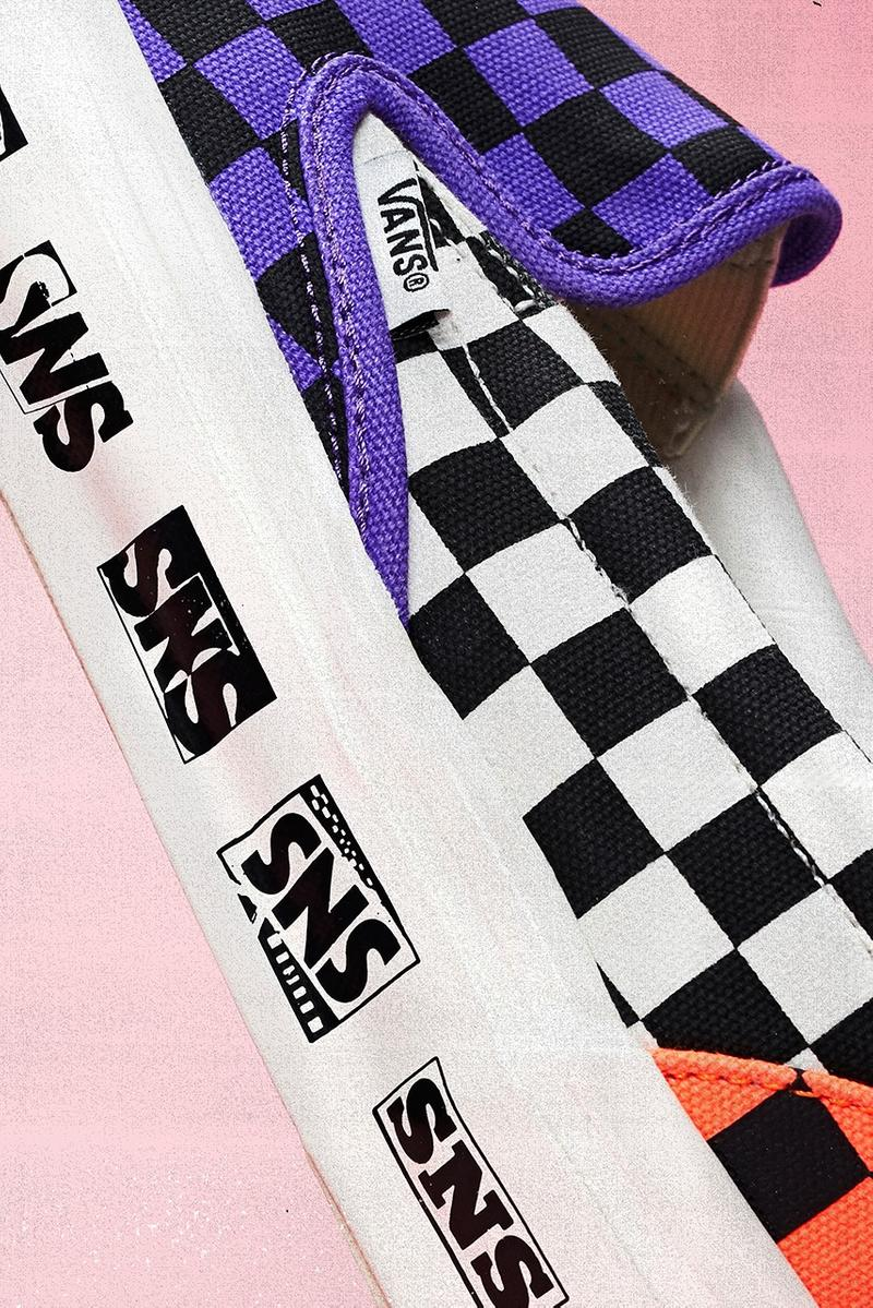 Sneakersntuff LA x Vans Vault 最新聯乘系列鞋款發佈
