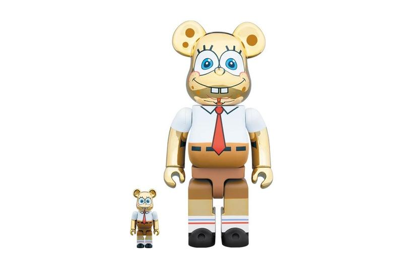 WOAW Store 推出 Spongebob Squarepants x Medicom Toy 聯乘 BE@RBRICK