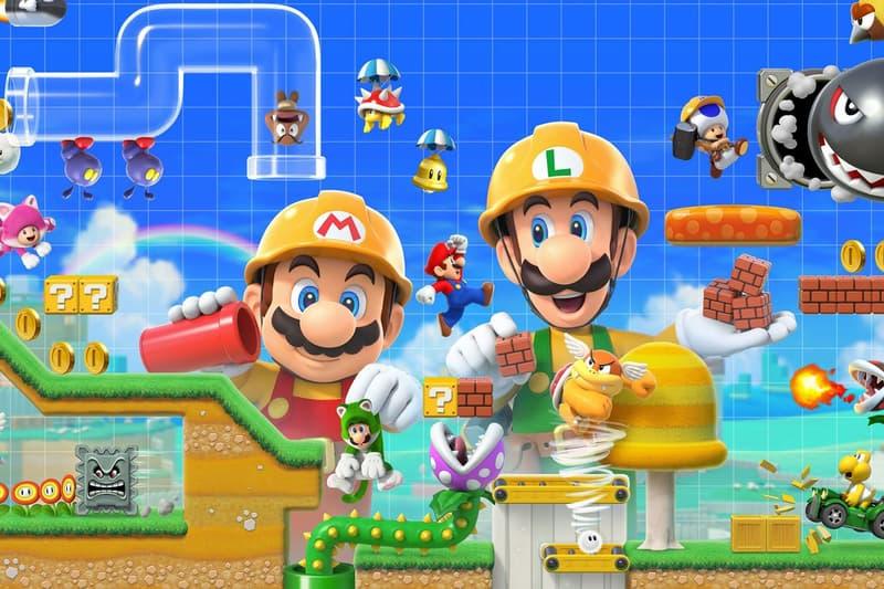 《Super Mario Bros.》系列誕生 35 週年慶祝企劃搶先曝光