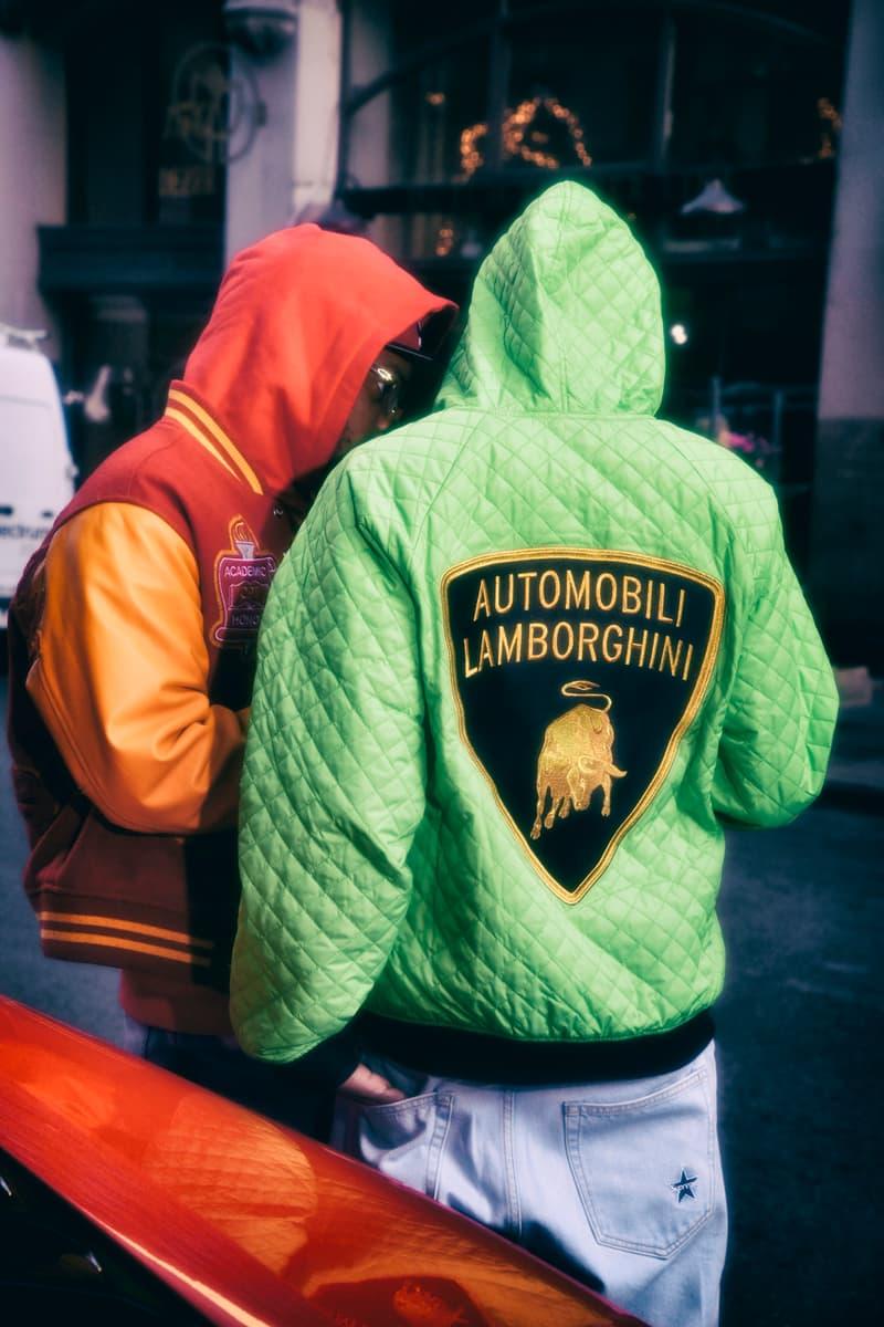 Supreme x Lamborghini 2020 春夏聯名系列正式發佈