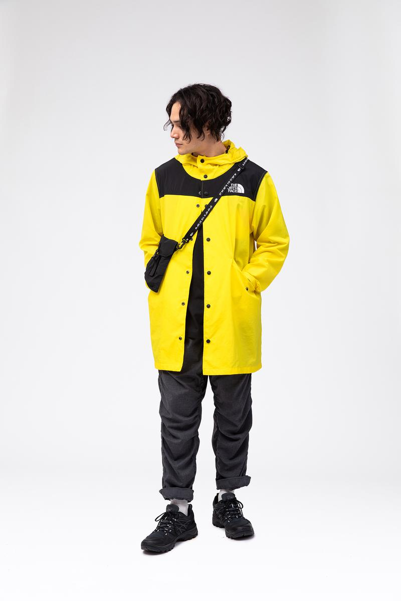 The North Face Urban Exploration 全新「Kazuki Lemon」别注系列即将登场