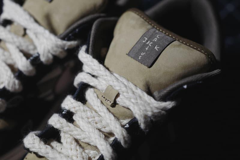 近賞 Travis Scott x Nike SB 重磅聯名鞋款 Dunk Low「Cactus Jack」