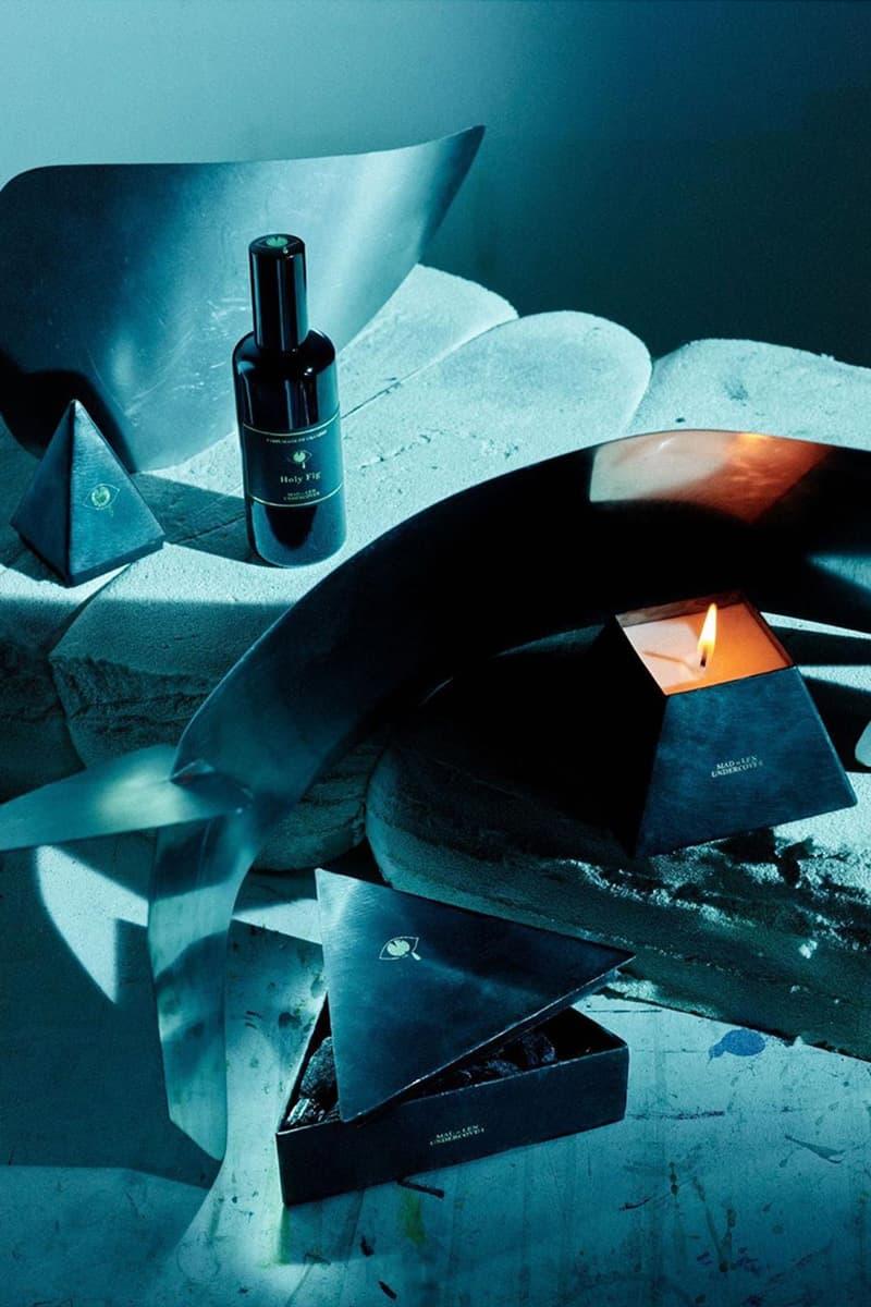 UNDERCOVER 攜手 Mad et Len 推出全新三件式聯乘香氛套裝