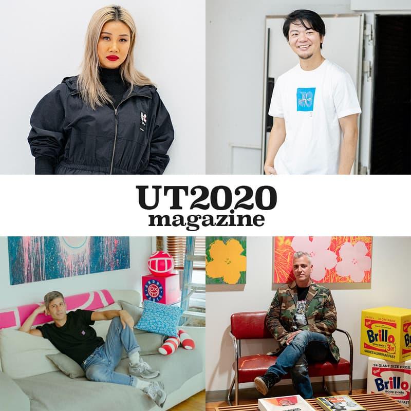UNIQLO UT 2020 春夏全新系列正式登场