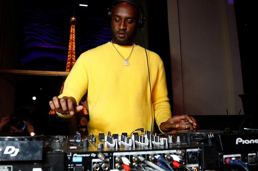 居家聆聽 − Virgil Abloh 個人 Spotify 音樂歌單正式公開