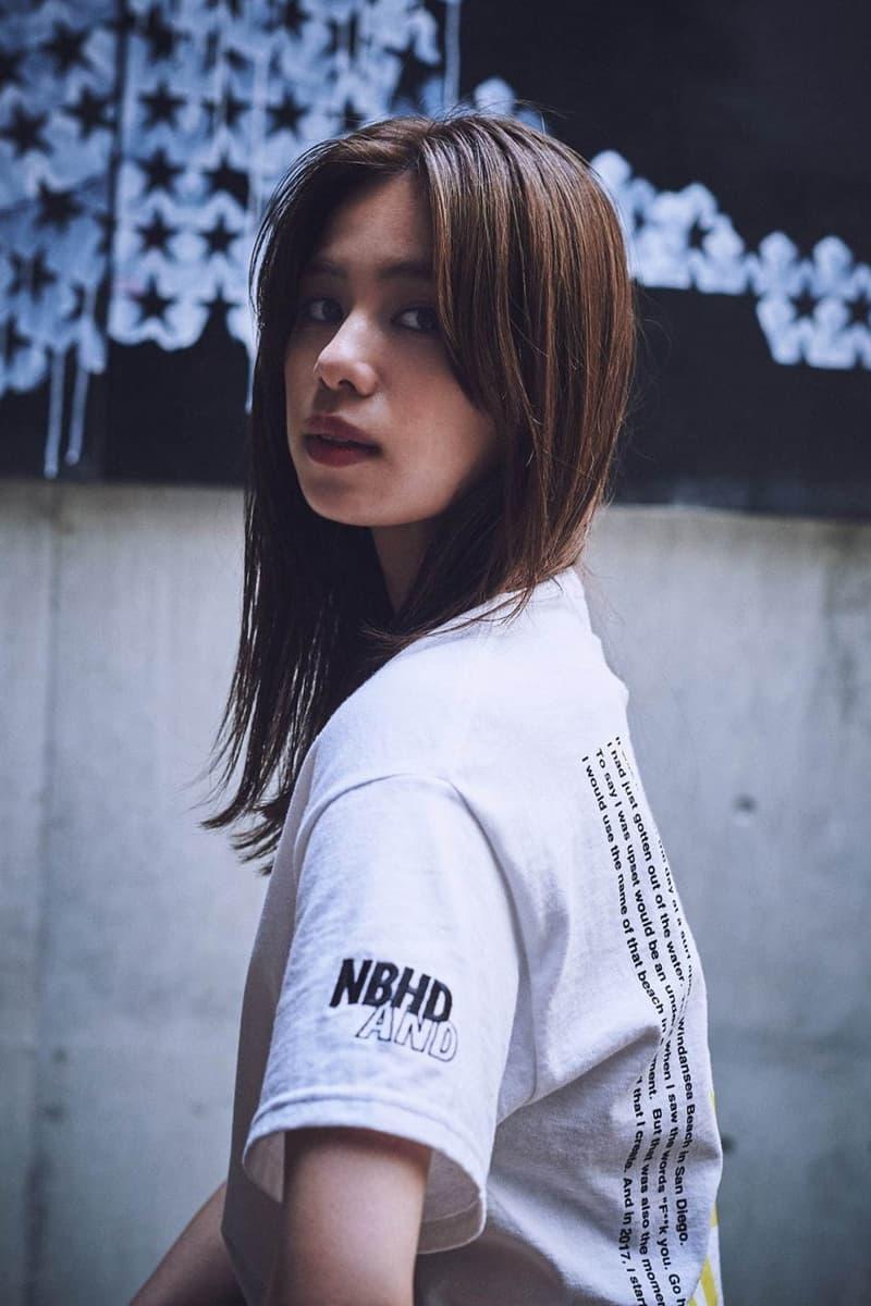 NEIGHBORHOOD x WIND AND SEA 全新聯名別注系列正式公開