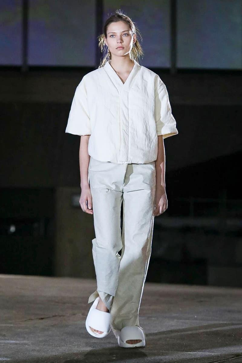 巴黎時裝周 − YEEZY Season 8 時裝大秀正式登場
