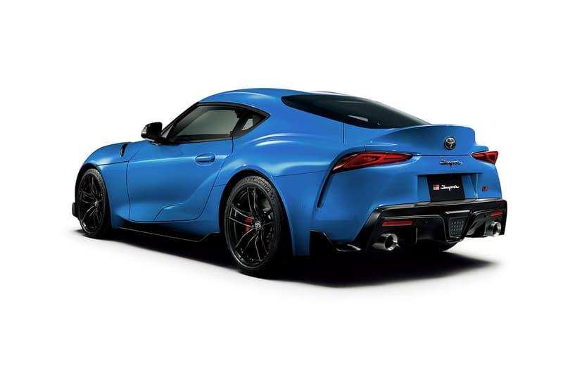 Toyota 日本獨佔「Horizon Blue」塗裝 2021 Toyota GR Supra 車款發佈