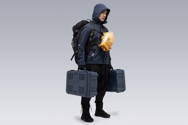 遊戲實體化 - ACRONYM x《Death Stranding》全新聯乘服飾正式發佈