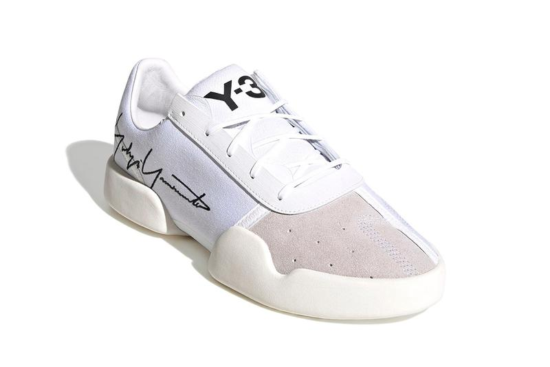 adidas Y-3 全新 Yunu 運動鞋型正式發佈