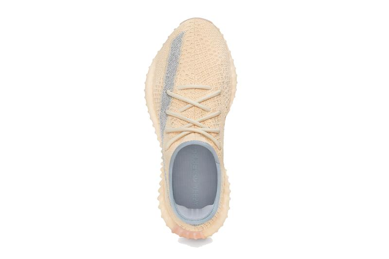adidas 官方發佈 YEEZY BOOST 350 V2「Linen」發售情報