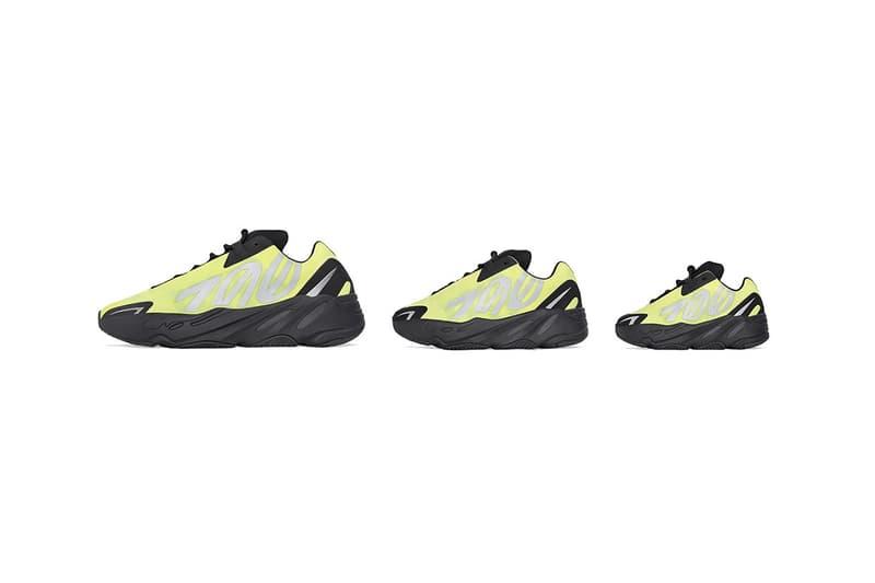 adidas YEEZY BOOST 700 MNVN 全新配色系列正式登場