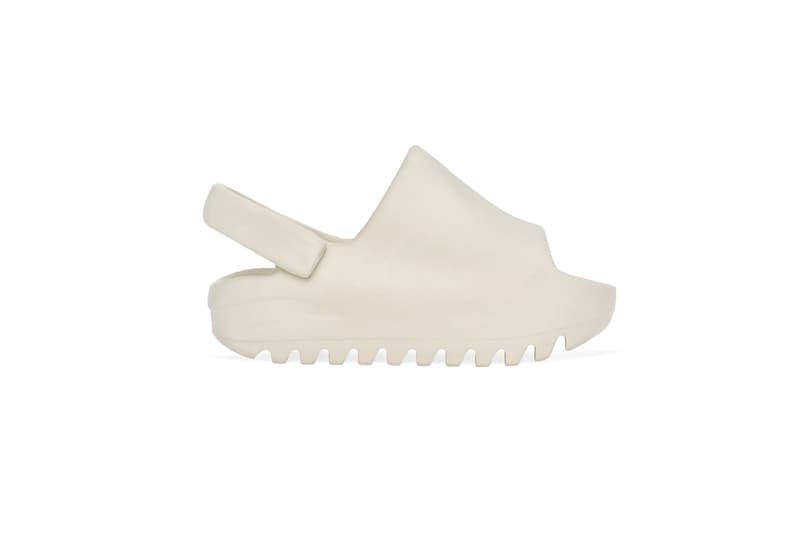 Kanye West x adidas YEEZY SLIDE 全新配色拖鞋正式登場