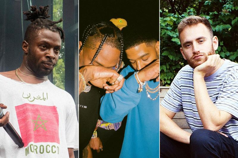 HYPEBEAST 本周精选新曲:Smino, Travis Scott, Tom Misch & More